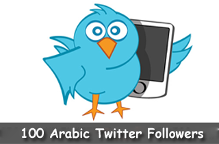 Buy 100 Arabic Twitter Followers