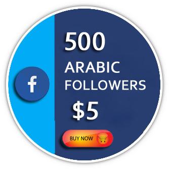 Buy Arabic Facebook Followers